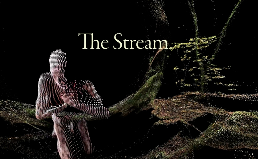The Stream – a Sonnet and its Music in an ImmersiveExperience